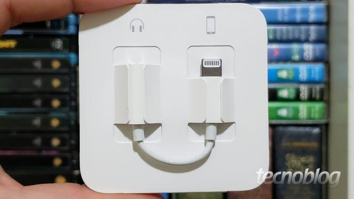 Es posible que Apple no coloque el adaptador de auriculares en la caja de los nuevos iPhones.