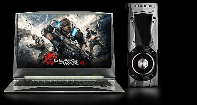 Free Gear of War 4 con la compra de un GTX 1070, 1080 o un PC equipado 1