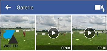 Facebook: añadir un vídeo de perfil 3