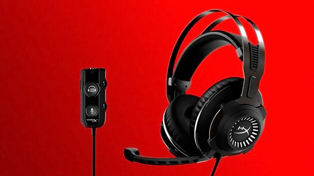 HyperX presenta Cloud Revolver S, los primeros auriculares envolventes 7.1 Plug-and-Play de la marca 1