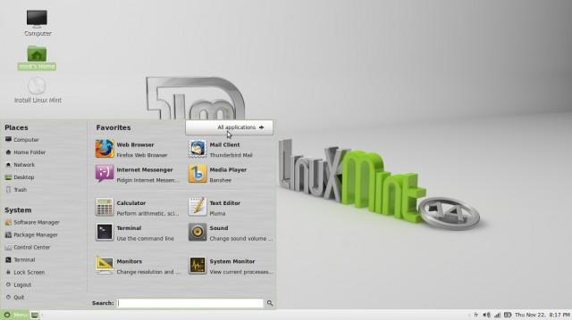 Linux Mint Mate 14 Nadia, la versión final 2