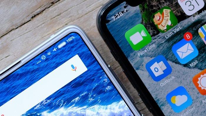 Samsung, Apple, Huawei y Xiaomi lideran las ventas de teléfonos inteligentes en 2018