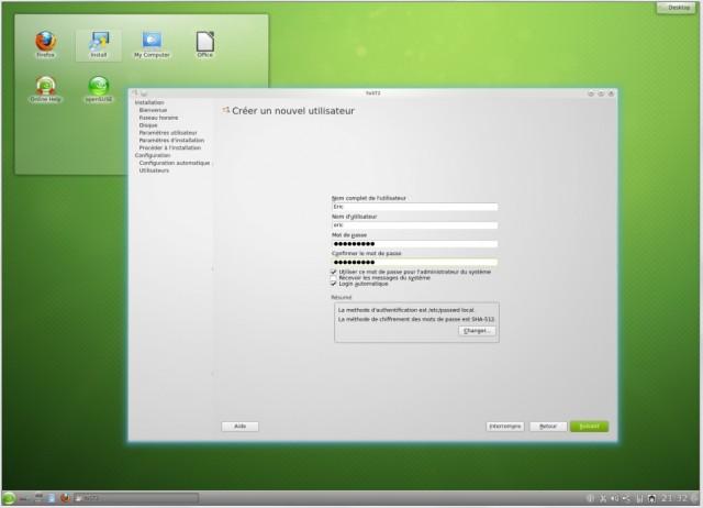 Instalación de OpenSuse 12.2 en un disco duro vacío 5