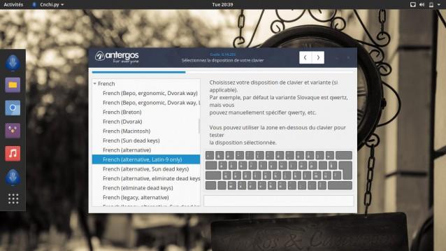 Instala Antergos 17.10 y elige tu entorno de escritorio 6