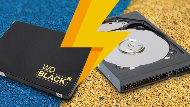 Disco duro HDD vs SSD: ¿qué tipo de memoria de almacenamiento elegir? 1