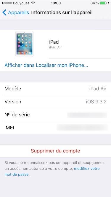 Eliminar un dispositivo de la cuenta de iCloud (iPhone, iPad, Mac, Apple TV, Apple Watch) 8