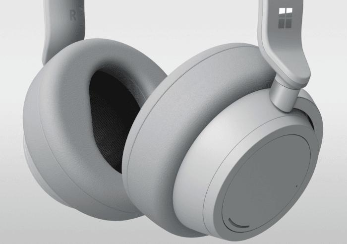 Surface Headphone es el auricular de Microsoft con cancelación de ruido