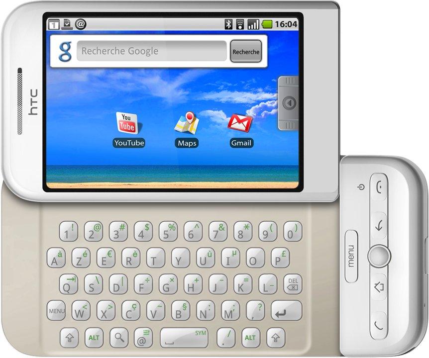 Diez años de Android: Cómo comenzó el sistema móvil más utilizado del mundo 7