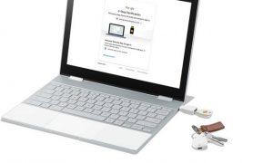 Google publica la clave de seguridad de Titan para más usuarios