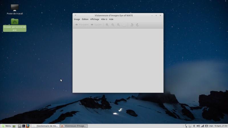 Uso de Linux Mint Mate 11