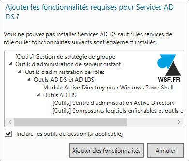 Windows Server 2016: crear un dominio de Active Directory 6