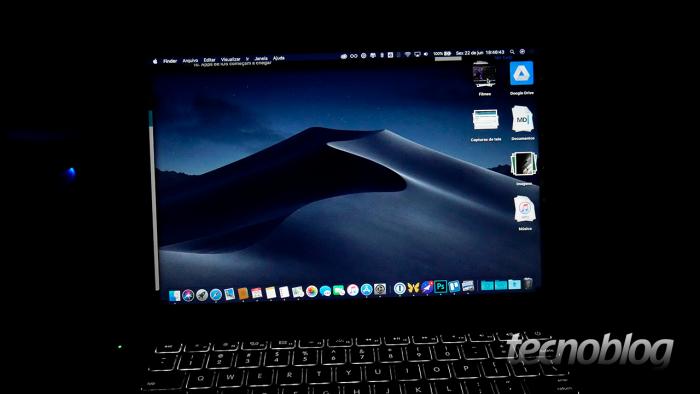 Cómo agrupar archivos en pilas en el escritorio de macOS Mojave