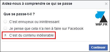 Eliminar un ID de Facebook 4