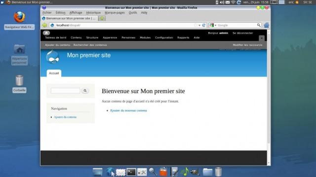 ¿Podemos crear un sitio web bajo Linux? 1