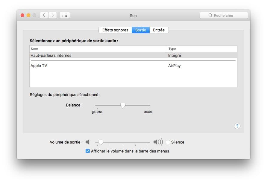 Ajuste el volumen y el brillo en Mac (de 16 a 64 pasos) 1