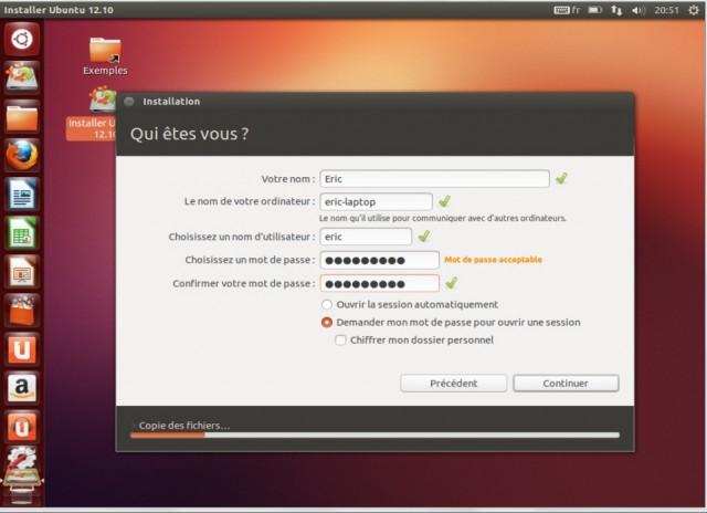 Instalación de Ubuntu 12.10 en un disco duro vacío 6