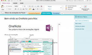 Microsoft libera OneNote y lanza la versión para Mac