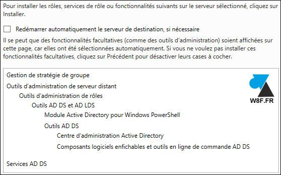Windows Server 2016: crear un dominio de Active Directory 7