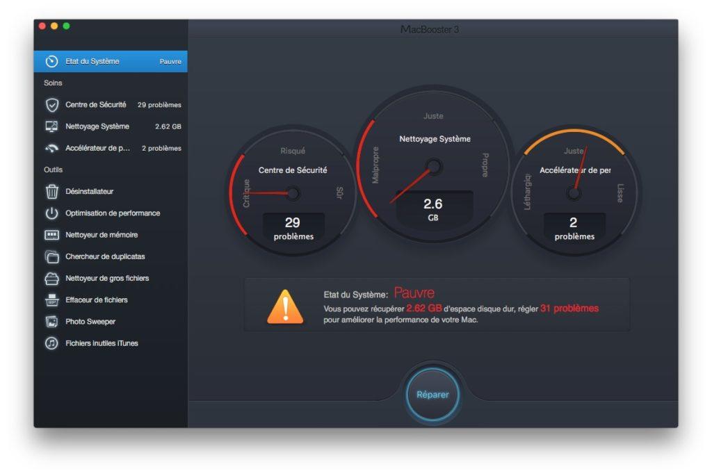 Acelerar macOS Sierra (10.12) 1