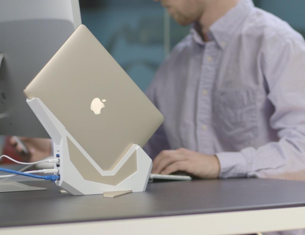 Sparrow Dock: la solución para el MacBook de 12 pulgadas 1