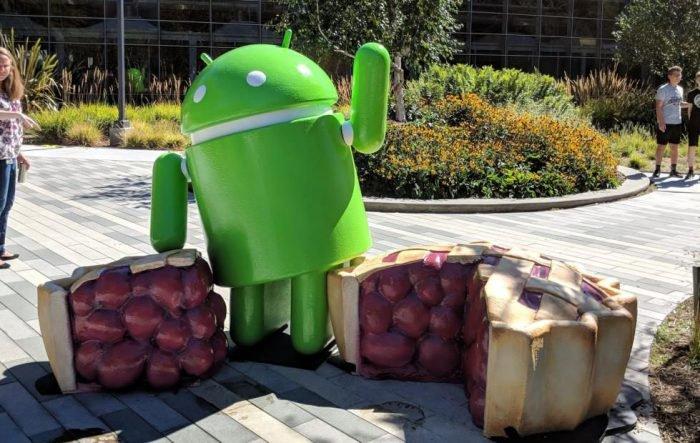 Android Pie sigue presente en menos del 0,1% de los teléfonos móviles a pesar del Proyecto Treble 1