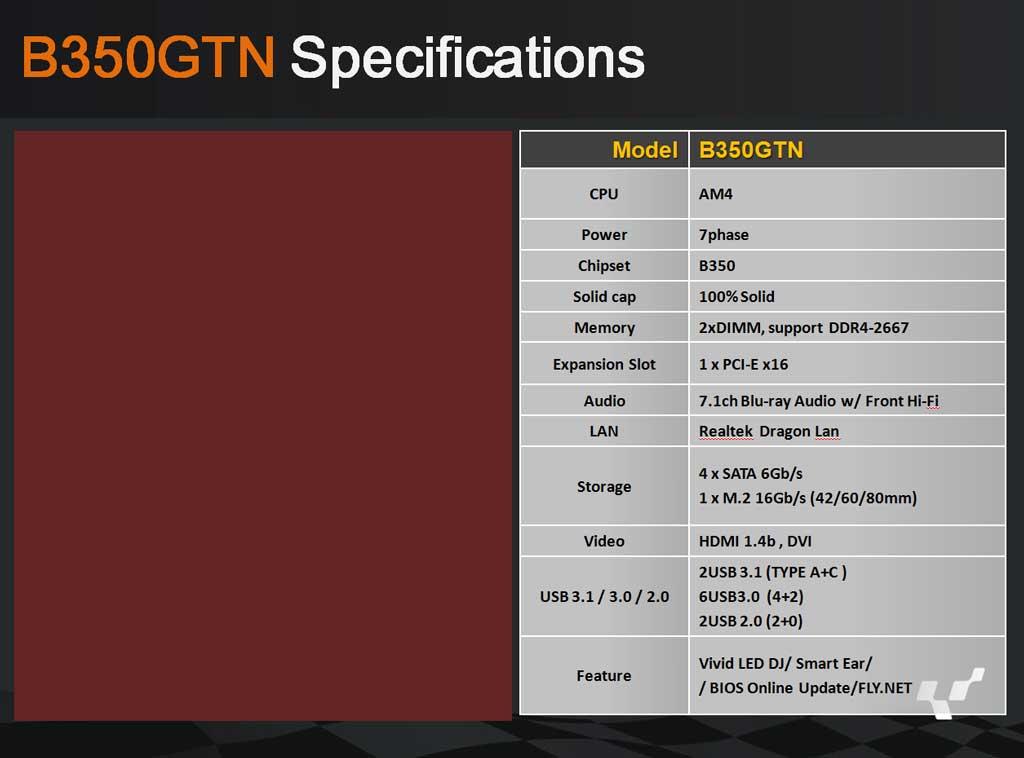 AMD Ryzen: Placas madre AM4 en Asus, Biostar, MSI, ASRock y Gigabyte 10