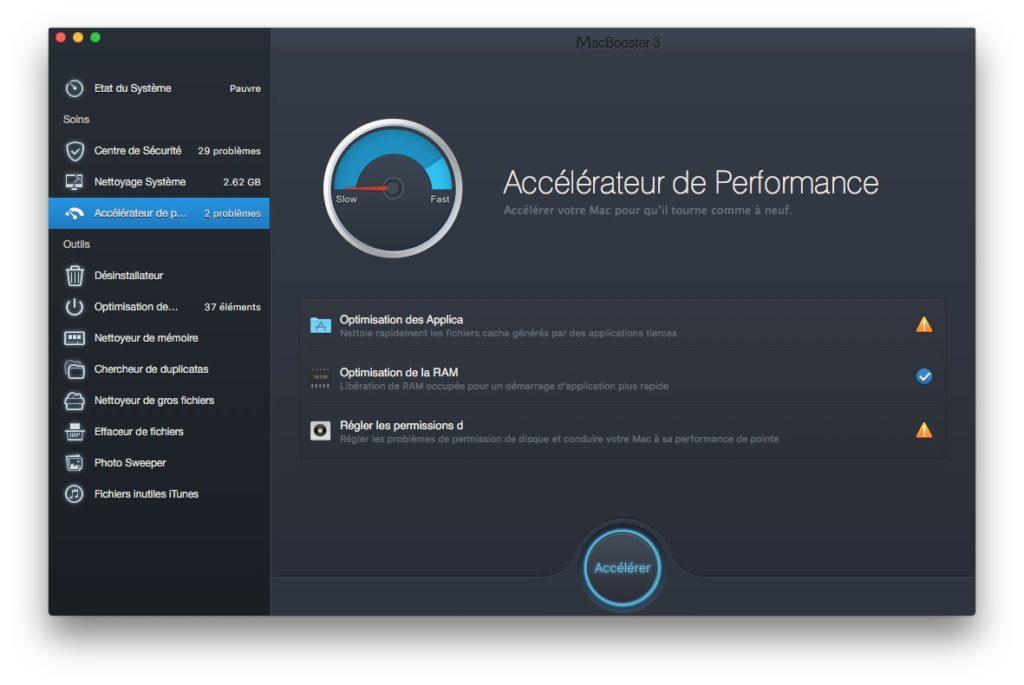 Acelerar macOS Sierra (10.12) 4