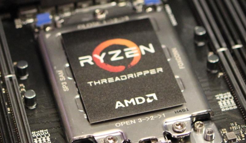 AMD Ryzen Threadripper: los precios comenzarían en $849, la mitad del precio de Intel!