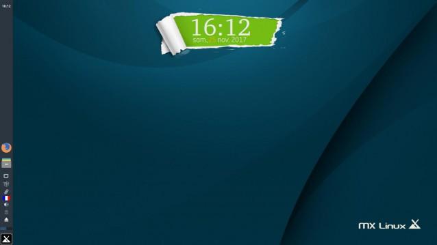 Instalé MX Linux 17 Beta 2 12