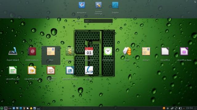 Manjaro KDE 0.8.6 para ser probado en su ordenador 6