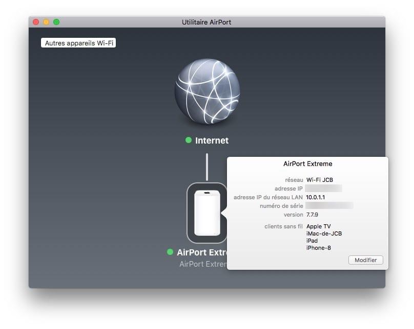 Apple Airport Express / Extreme update: cómo utilizarlo 7