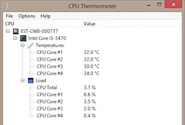 Cómo ver la temperatura de la PC y evitar el sobrecalentamiento 4