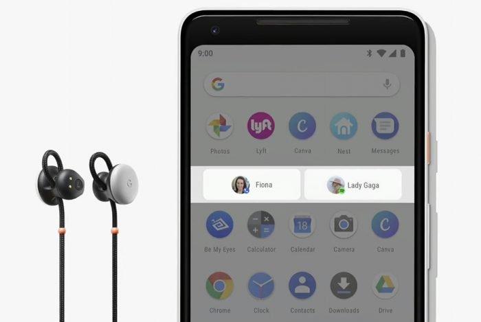 Android P gana gestos en la interfaz y características de inteligencia artificial 6