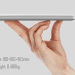 Este nuevo PC con Windows 10 a 399 dólares es tan pequeño que cabe en tu bolsillo!