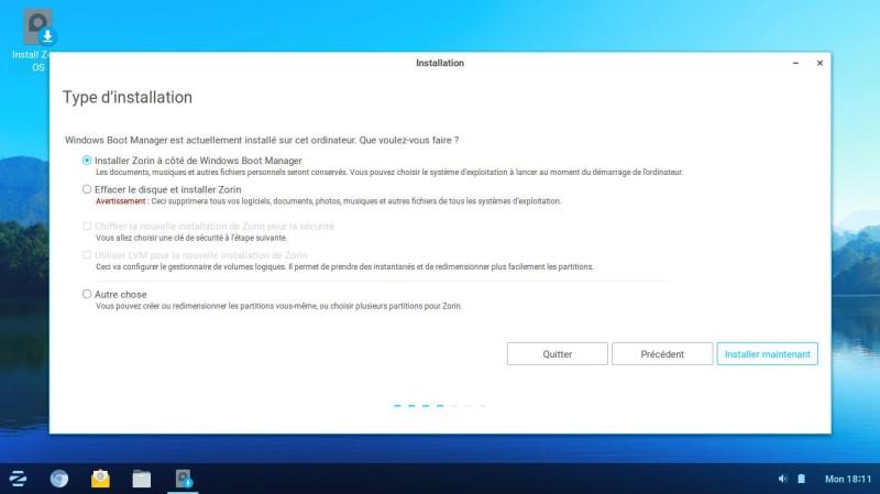 Cómo instalar Zorin OS junto a Windows 10 6