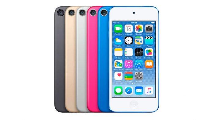 Apple puede estar trabajando en el iPod Touch 7ª generación