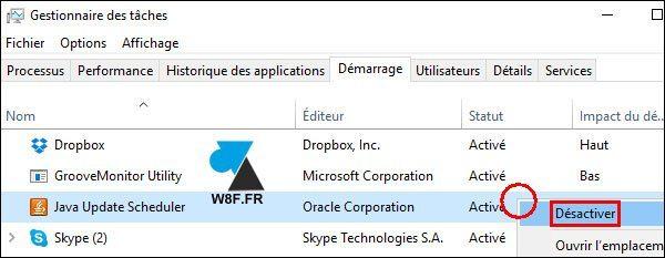 Windows 10: ver y deshabilitar programas al inicio 5