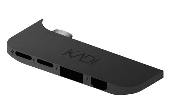 Puerto de conexión KADi Essential para MacBook 1