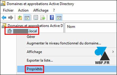 Ver el nivel funcional de un bosque y un dominio de Active Directory 3