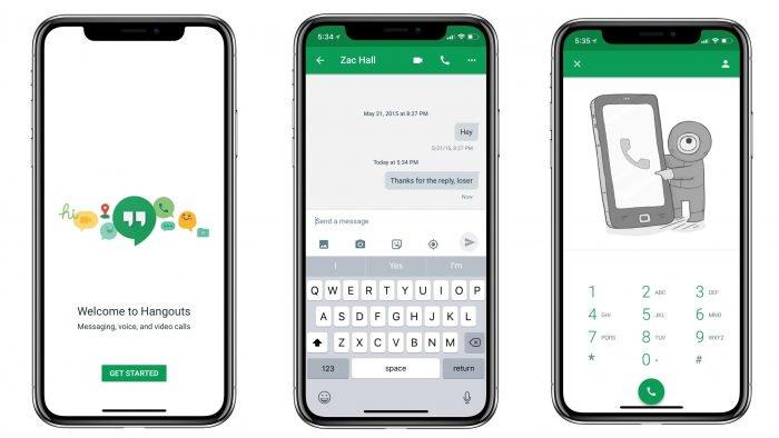 Google cerrará los clásicos Hangouts en G Suite a partir de octubre