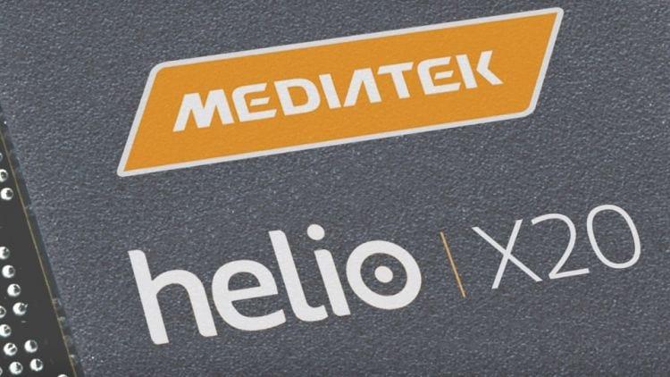 MediaTeK presenta el Helio X20, el procesador de diez núcleos 1