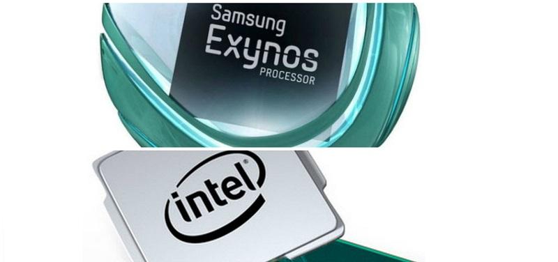 Procesadores, SoC, NAND: Samsung está a punto de destronar Intel, un logro histórico. 1