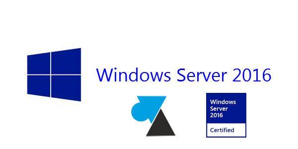 Windows Server 2016: crear un dominio de Active Directory 1