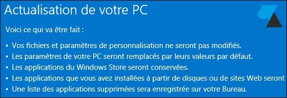 Windows 8.1: Recuperación y reinstalación del sistema 7