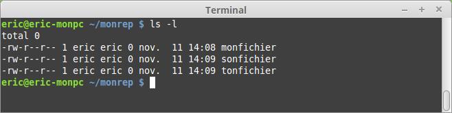 Comprensión de los permisos de archivo en Linux 1