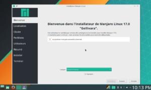 Prueba Manjaro 17.0 Gellivara KDE Plasma 5.9