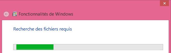 Instalar el cliente Telnet en Windows 8 y 8.1 5