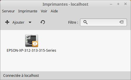 Mi impresora se niega a imprimir en Linux 3