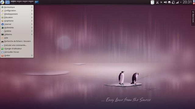 Una actualización de Calcular Linux 13.11.1 2