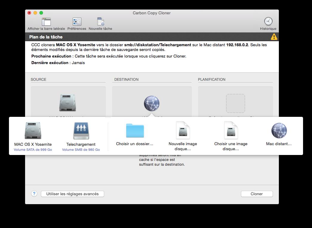 Cómo clonar Yosemite (Mac OS X 10.10) 2